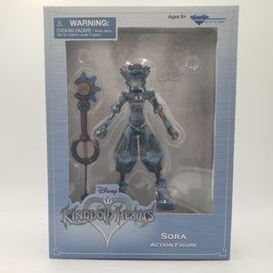 Disney Kingdom Hearts Series 3 Tron Soras